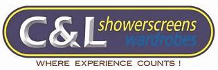C & L Showerscreens Wardrobes Logo